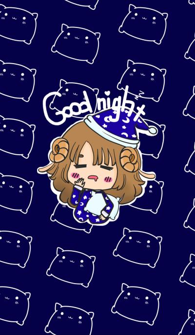 BaeBam's sleeping time
