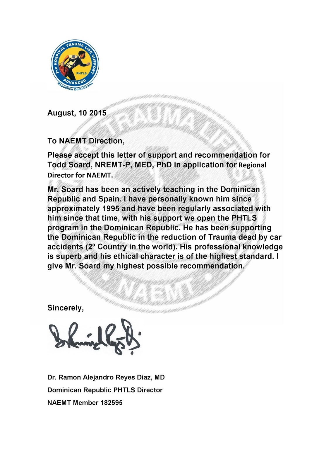 Paramedic S Letter To Burger Flippers