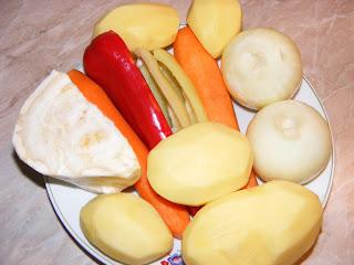 legume, legume pentru supa de rosii, retete, retete culinare,