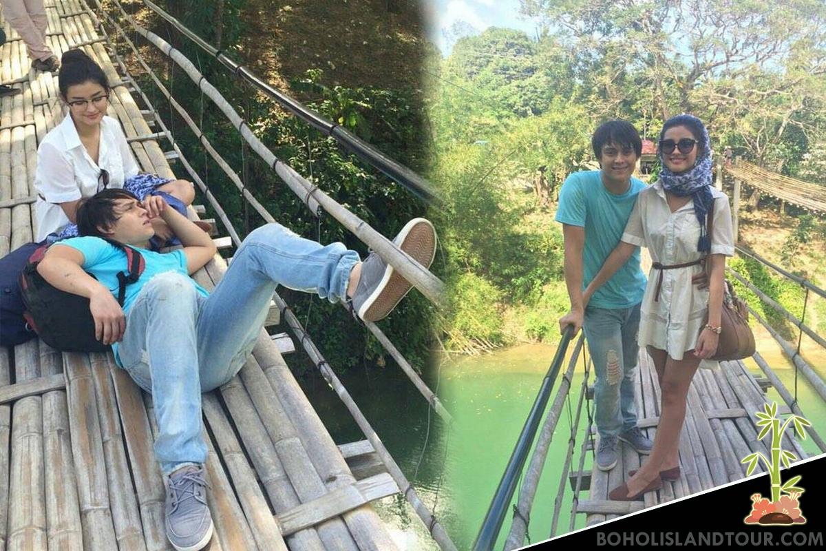 Dolce Amore - Sipatan Bamboo Bridge