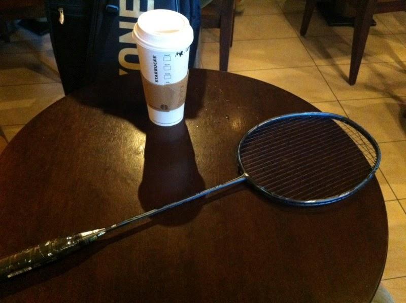 Badminton Research: Yonex Voltric Z-Force II Review