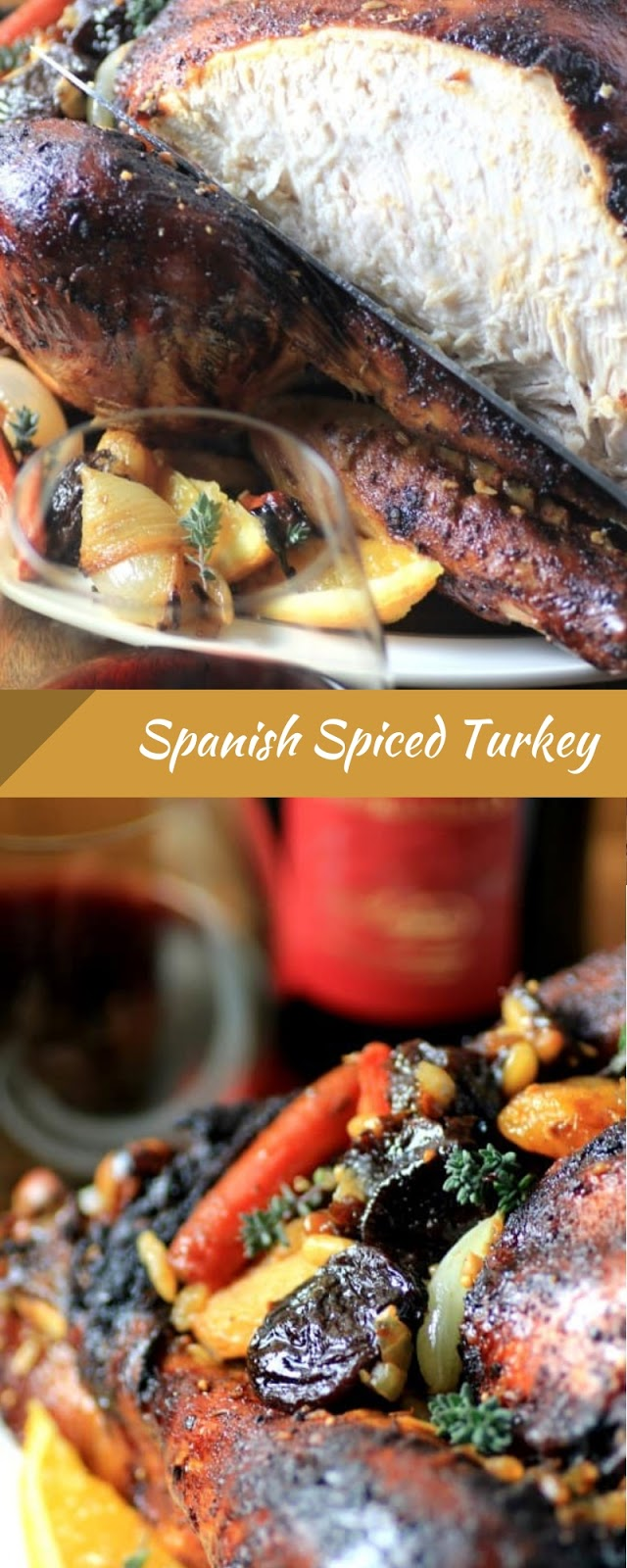 Spanish Spiced Turkey