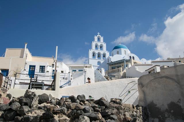Pyrgos-Santorini
