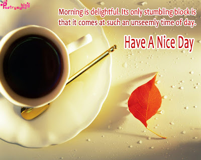 Good Morning Quotes Messages in English