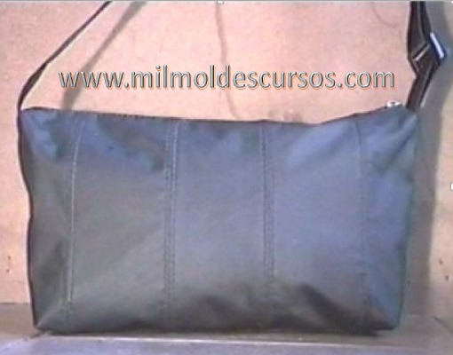 MOLDE DE BOLSO TIPO PATCHWORK