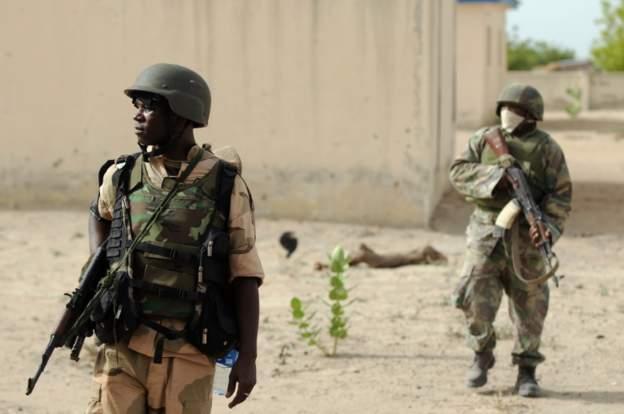Nigerian army 'rescues more than 1,100 Boko Haram captives'
