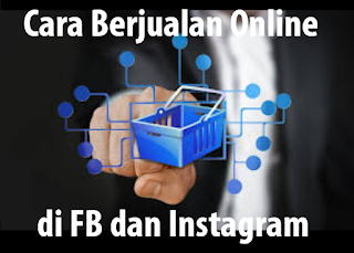 Cara Berjualan Pulsa Online di Facebook, Instagram Bagi Pemula