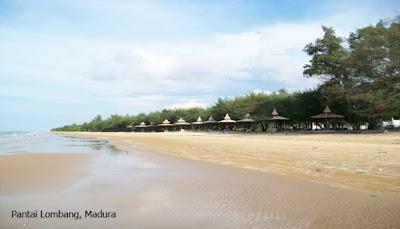 Lombang beach, Madura