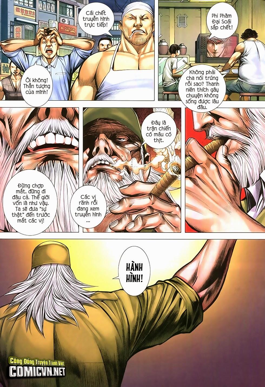 Đại Quân Phiệt chap 12 trang 17