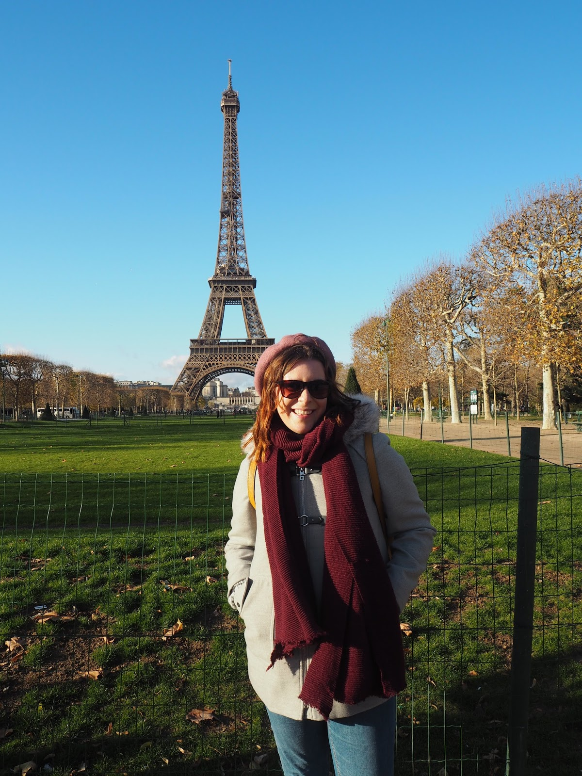 A weekend in Paris