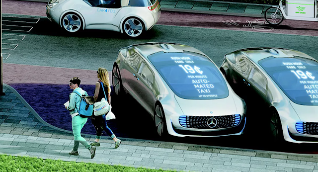 Mercedes-Benz and Bosch team up for the latest self-driving car partnership