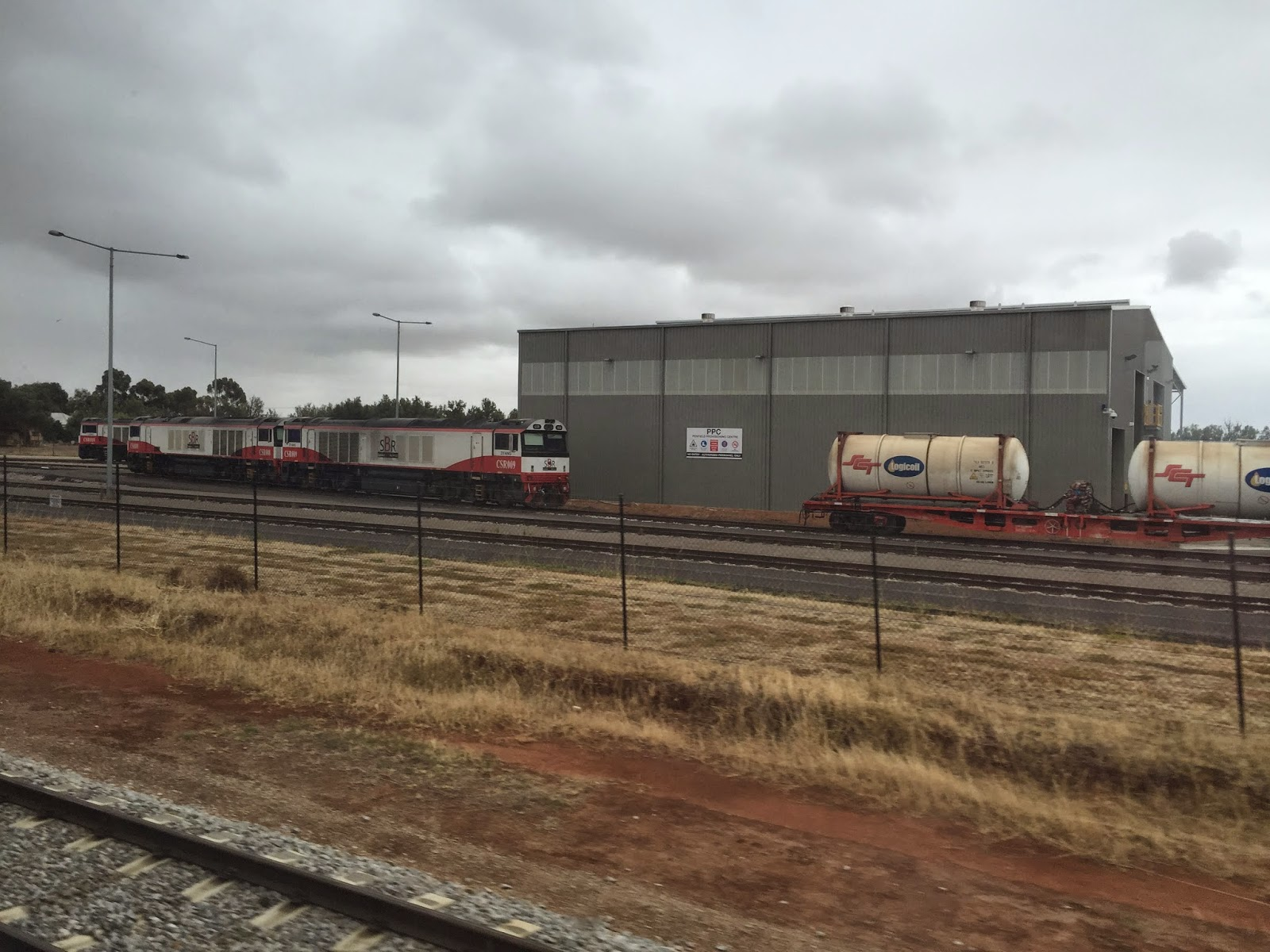 Epsilon's Interesting Trains Blog: Indian Pacific Train from