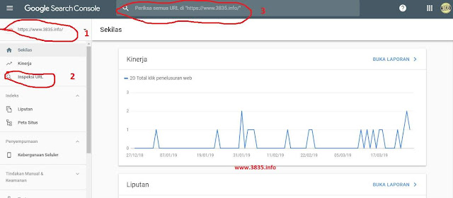 Google Search Console Terbaru Cara Fetch as google