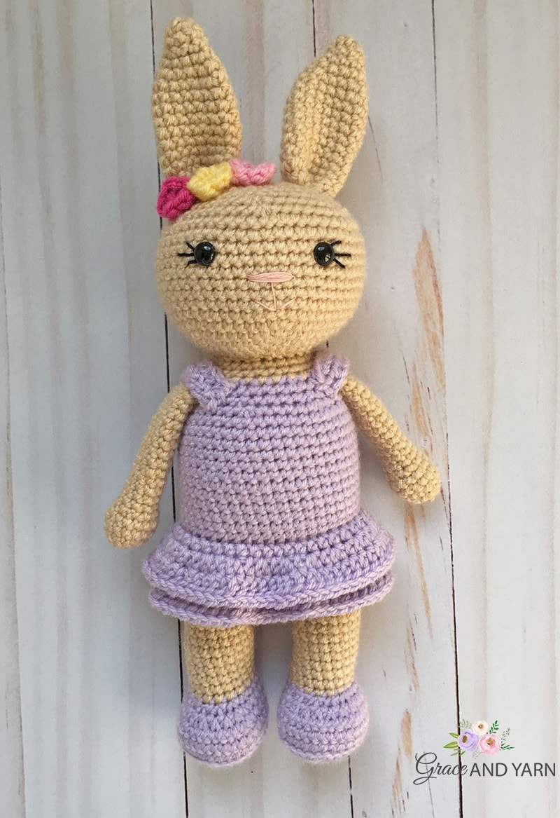 Amigurumi dress me | Etsy | 1167x800