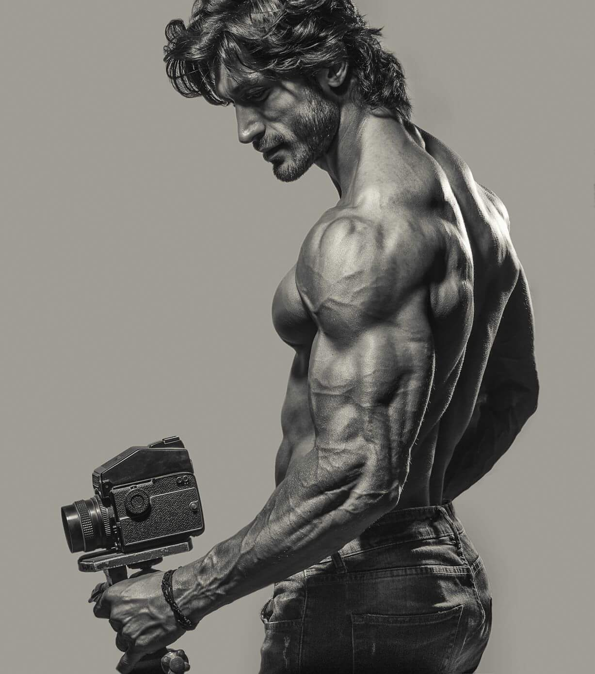 Vidyut Jammwal Latest Photos