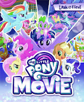 My Little Pony The Movie Look and Find Book