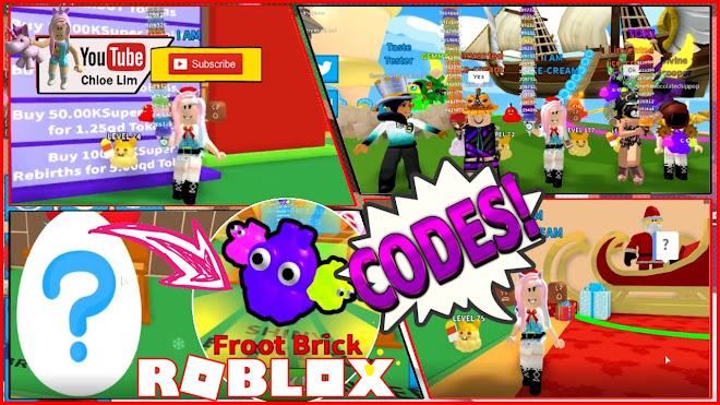 Roblox ICE CREAM SIMULATOR Gameplay! 10 New Codes! Pet-Pet Trading