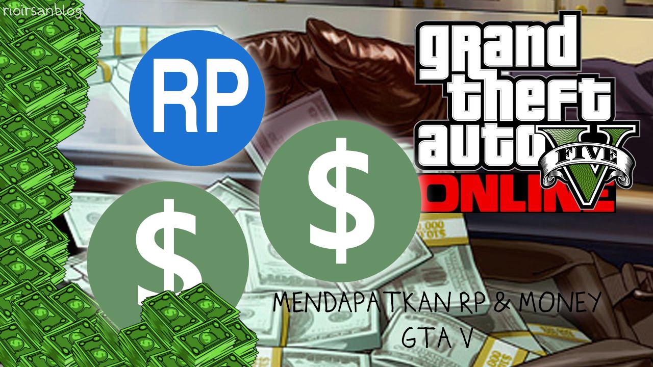 Cara mendapatkan money cash $$ dan RP di Grand Theft Auto ...