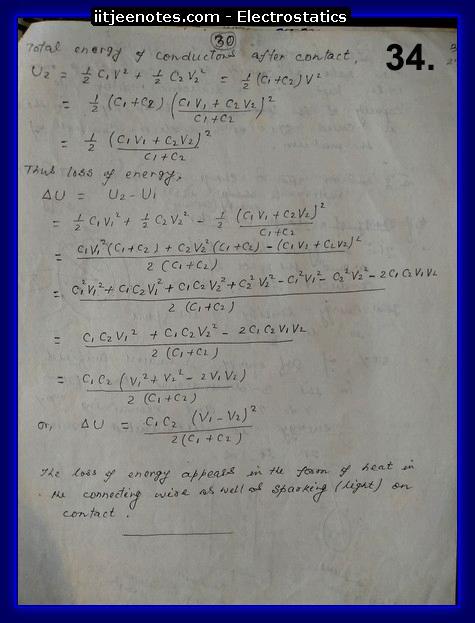 electrostatics questions ncert