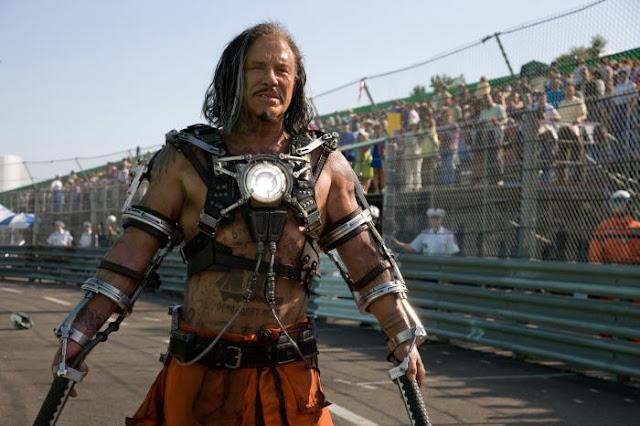 Mickey Rourke als Whiplash