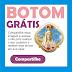 Brindes Grátis - Botom Centenário de Nossa Senhora de Fátima