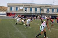 FLAG FOOTBALL - Firebats en Open y Dolphins en femenino campeones de la Comunitat Valenciana