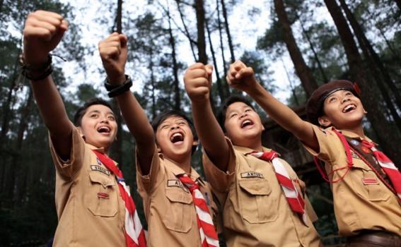 Alamak....Dana Untuk Pramuka di Hapus Rezim Jokowi Dengan Alasan Tak Jelas