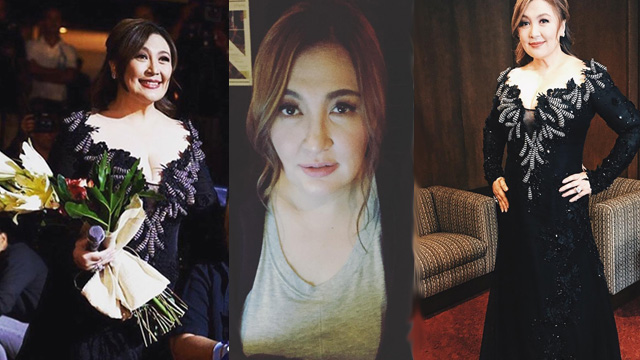 Sharon Cuneta Expressed Disappointment to Star Magic Ball Invitation