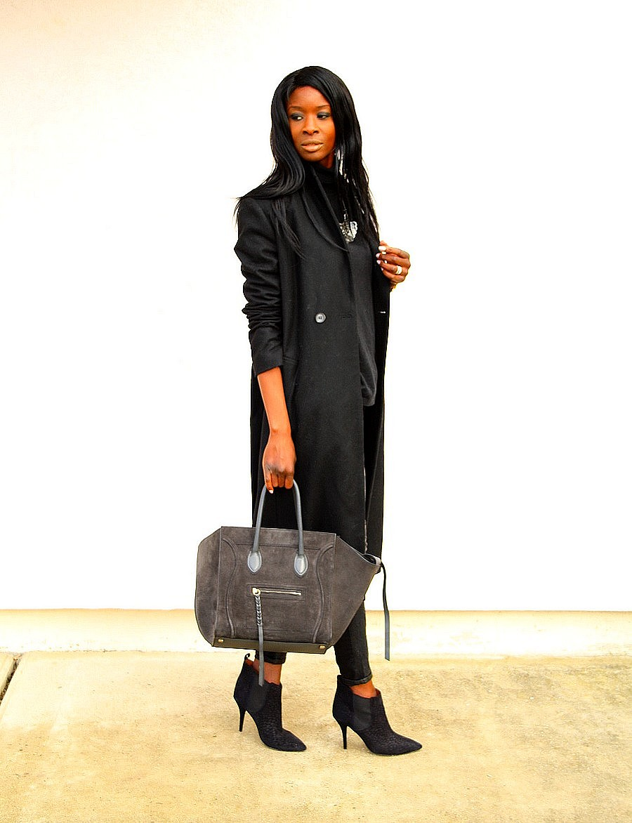 look-working-girl-boots-isabel-marant-celine-phantom-bag-manteau-long-collier-plastron-look-all-black