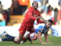 Head To Head Dan Prediksi Skor Blackburn vs Liverpool 9 April 2015