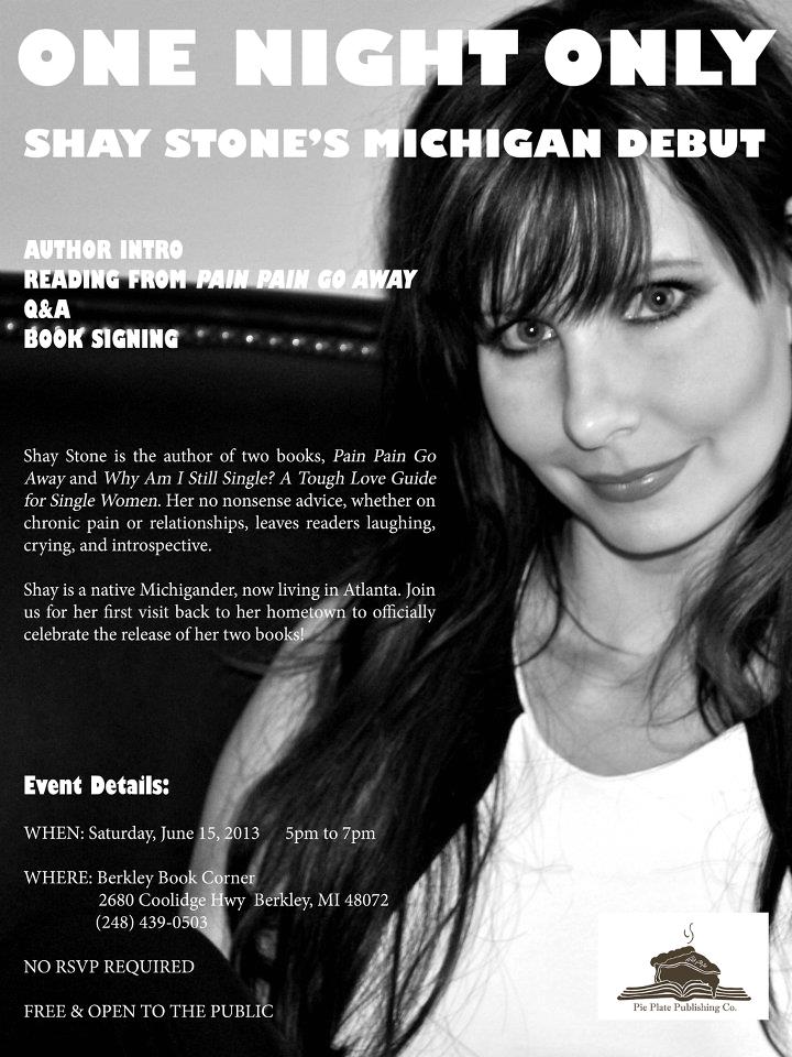 Shay Stone May 2013