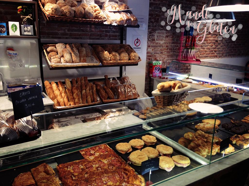 Sana Locura Glute Free Bakery.