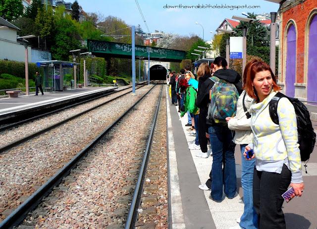 Paris city transportation, Paris Metropolitian