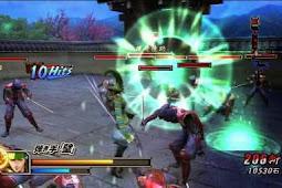 Kumpulan Cheat Game Basara 2 Heroes Ps2 berbahasa indonesia