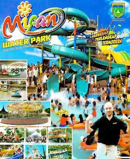 Objek wisata/Arena rekreasi minang fantasi padang panjang