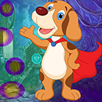 Games4King Superhero Dog Escape