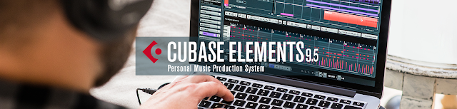 Cubase Elements 9.5.21 full