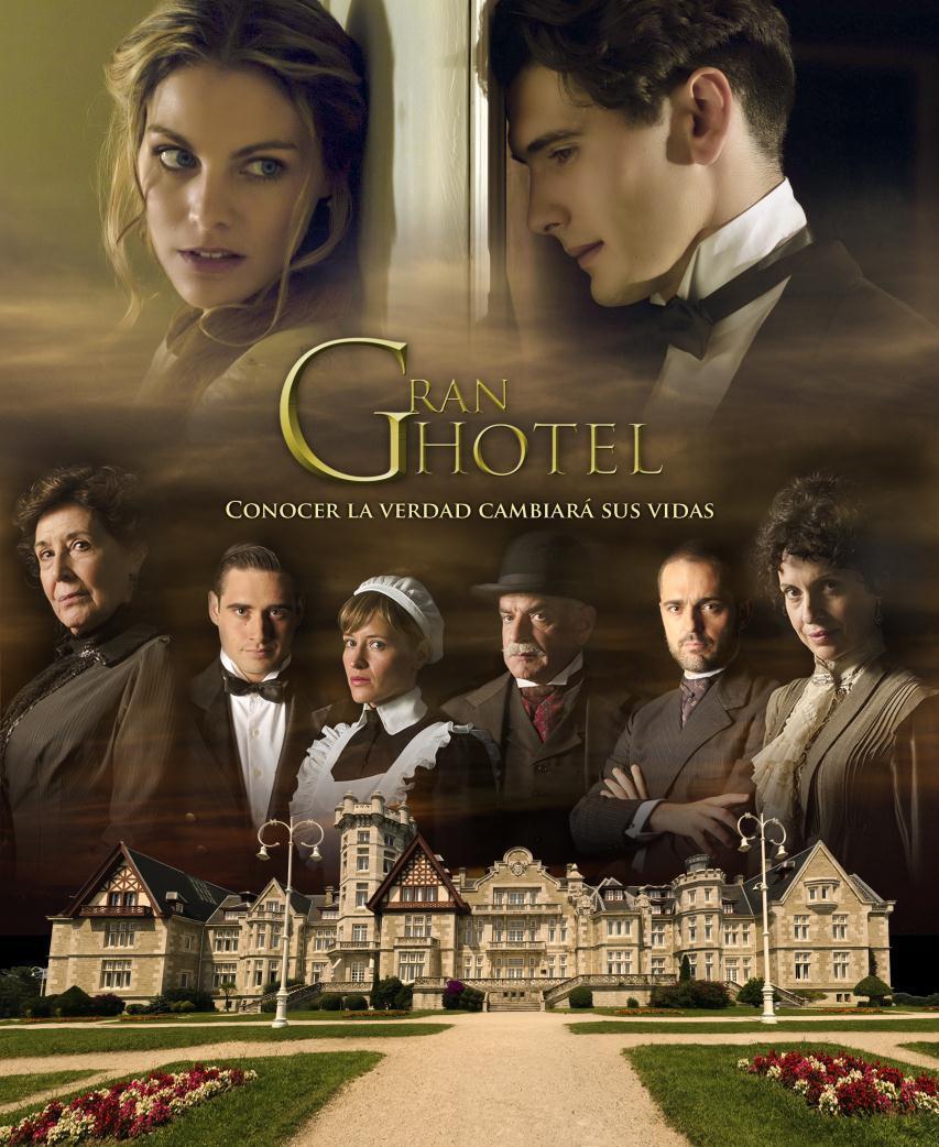 Netflix Grand Hotel