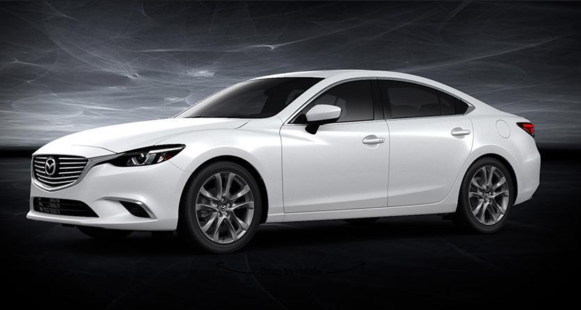 Mazda 6 Models, Specifications