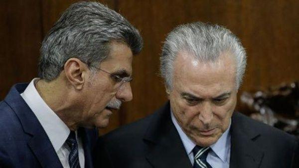 Fiscalía denuncia al líder de Gobierno de Temer en caso de corrupción