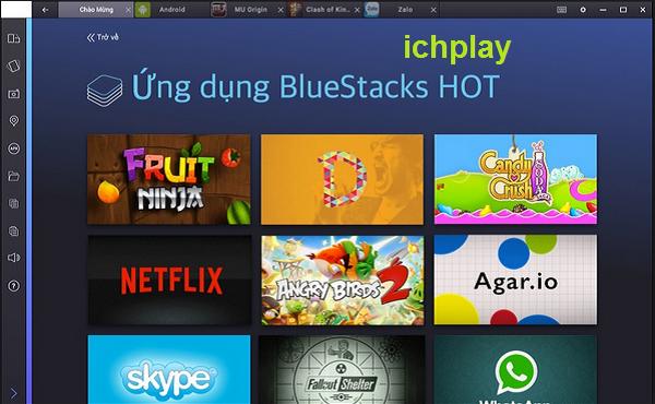 Tải BlueStacks App Player Mới Nhất Cho PC Win 7 8 8.1 10 XP Miễn Phí 6