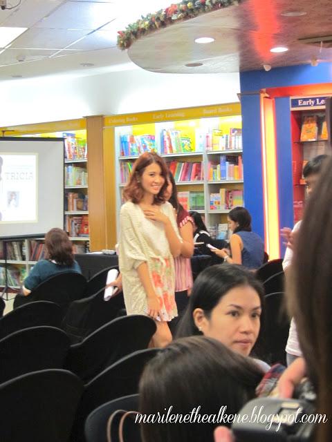 Tricia Gosingtian Book