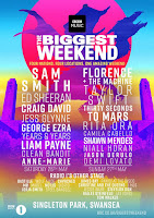 Radio One biggest weekend swansea