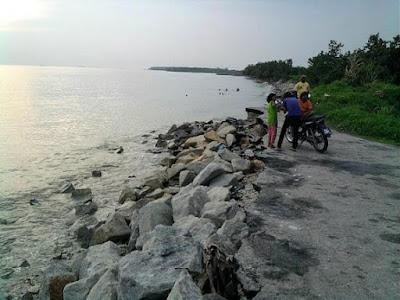 Tempat menarik di selangor Pantai Tanjung Rhu