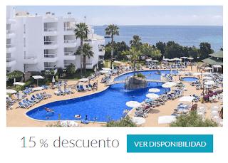 Tropic Garden Hotel Apartments en Ibiza