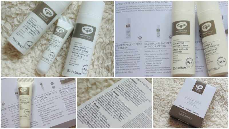 Review: Green People Sensitive Skin Solution