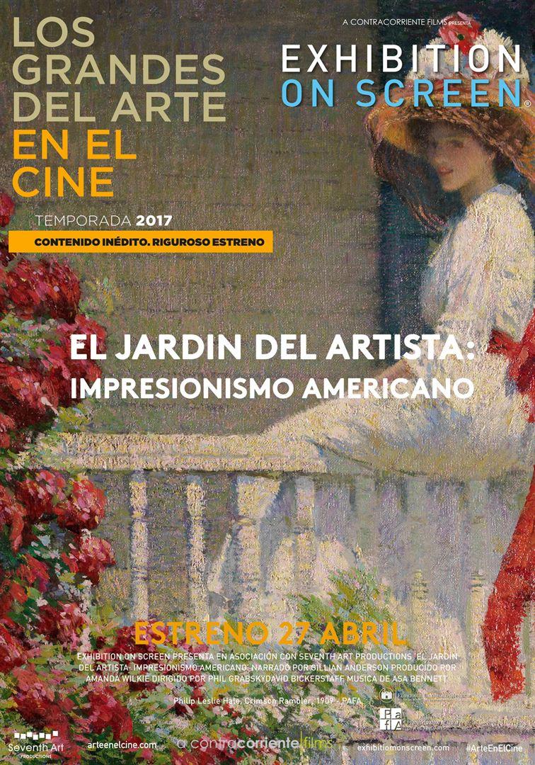 ver El jardín del artista: Impresionismo americano 2017