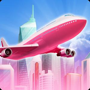 Airport City v5.1.23 Mod Apk Terbaru 2017