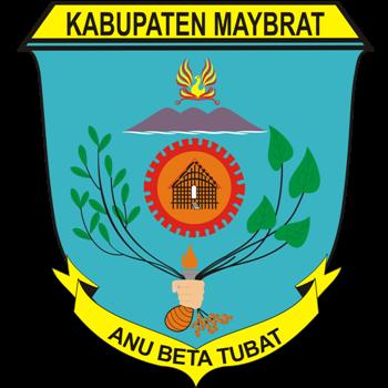 Logo Kabupaten Maybrat PNG