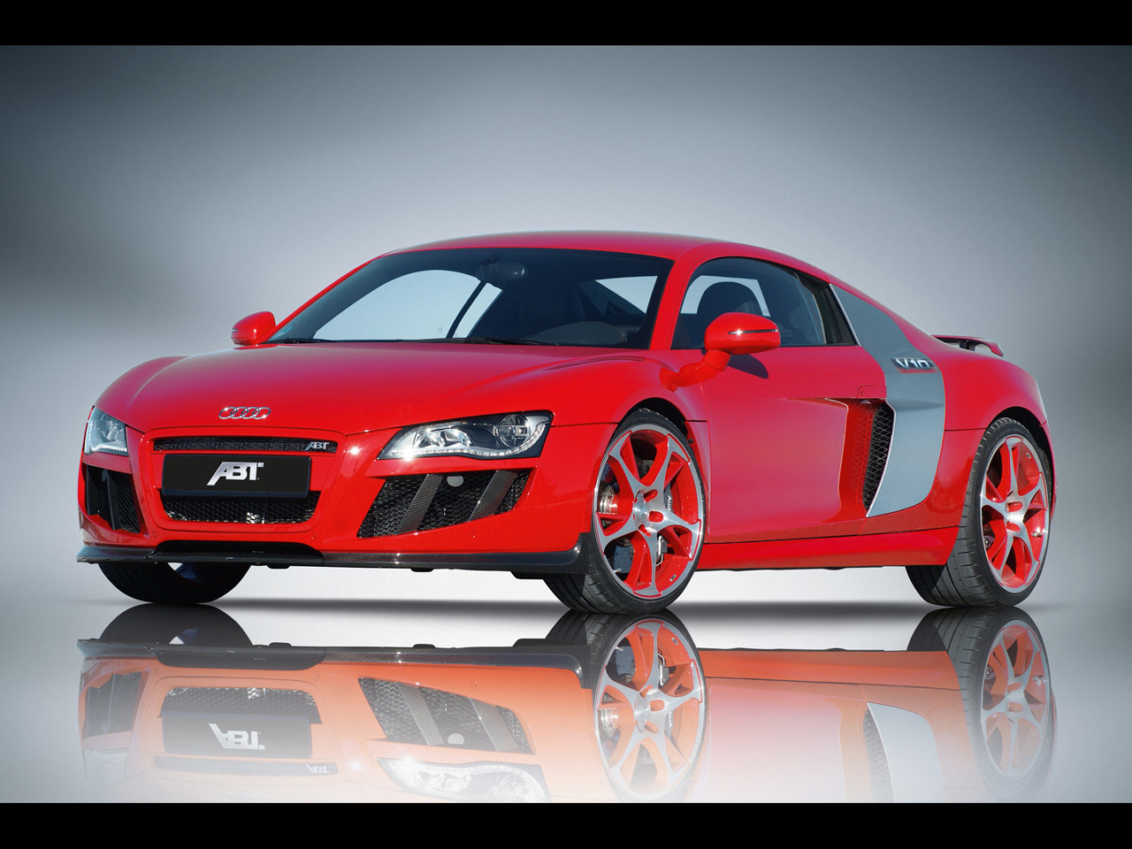 Group Of Audi R8 Abt Wallpapers